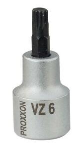 "PROXXON 1/2""-Vielzahn-Einsatz VZ  6,  55 mm lang 23319"