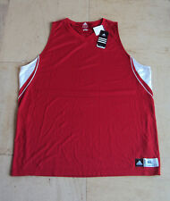 ADIDAS sleeveless basket ball shirt 3XL - Clima365 quality - with tags - NEW !