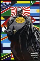 [AK] BATMAN INCORPORATED N° 1 - LION COMICS - EDICOLA