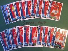 Topps Champions League 2015 16 all Cards Benfica  complete Komplett Matchwinner