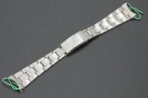 ROLEX OYSTER 7835 Band 19 mm bracelet Daytona Stahl Steel 257 ends Vintage 1990