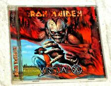 Virtual XI by Iron Maiden (CD, Mar-1998, CMC International)