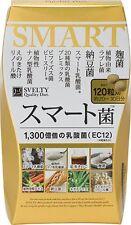Svelty Smart Bacterium Mixed Grains 120 Tablets Diet Supplements Lacto Japan
