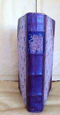 PARNASO ITALIANO: ORLANDO INNAMORATO  di Matteo M. BOJARDO - tomo II - 1785