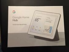 Google Home Hub with Google Assistant Charcoal Brand New