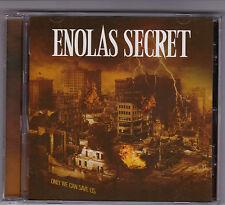 Enolas Secret - Only We Can Save Us - CD (ES666 2009 Amphead)