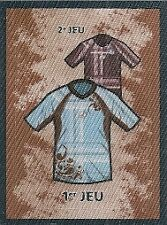 VIGNETTE / IMAGE / STICKERS PANINI--RUGBY 2011 N° 90 / MAILLOT--NEUF