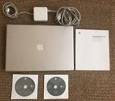 "Apple PowerBook G4 A1095 15.2"" Laptop - M9421LL/A (April, 2004) Power Cord"