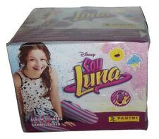 Soy Luna Disney Box 50 Packs Stickers Panini