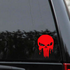 Bloody Punisher For Auto Car/Window Vinyl Decal Sticker Decals Decor CT072