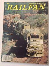 Railfan Magazine Lehigh Valley Doodlebugs August 1977 011117RH