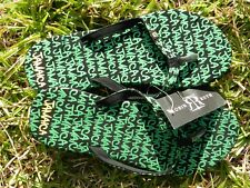 NEW Mens / Womens Flip Flops / Sandals / Thongs.Jamaica souvenir UK/AUST Size 8