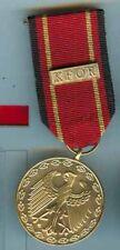 Bundeswehr:Einsatzmedaille:KFOR.Gold