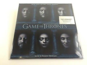 Ramin Djawadi - Game of Thrones - Season 6 Soundtrack | Coloured Vinyl | 3LP Set