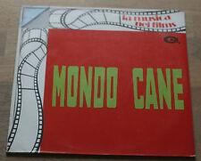 MONDO CANE RIZ ORTOLANI - NINO OLIVIERO ITALIAN LP CAM RECORDING ORL 8413