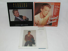 HERBERT LEONARD 3 LP RECORD ALBUMS LOT COLLECTION Léonard MERCI POUR TOUT/D'OR+