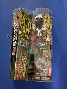 Monster High Boo York Catty Noir Doll