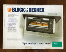 Black And Decker Spacemaker Toaster Oven Mounting Hood Heat Guard TMB3 NEW Box