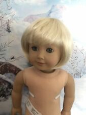 Flapper Short Jly Doll Wig Replacement for repair or customs Fits American Girl