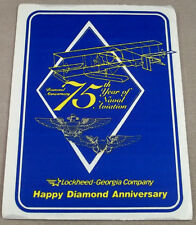 Navy Military Defense Contractor Decal - Sticker 75th Year Of Naval Aviation