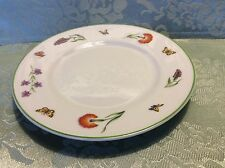 "TIFFANY & CO -- ""TIFFANY GARDEN"" -- BREAD & BUTTER PLATE -- MINT,"