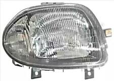 TYC Headlight N/S Fits RENAULT Clio II Box Hatchback 7701045168