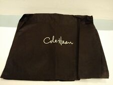 "Cole Haan Storage Travel Bag Brown Shoes Dust Xlarge 17"" x 16"" Men Women New"