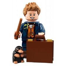 LEGO Mini Figure Harry Potter Fantastic Beasts Series NEWT SCAMANDER Minifigure