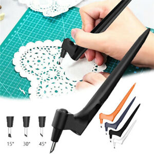 Craft Cutting Tools with 360-degree Rotating Blade Art Cutting Tool