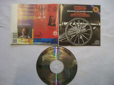 TCHAIKOVSKY/BEETHOVEN/Maazel/Vienna Phil 1812 Overt./Wellington's Victory USA CD