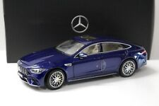1:18 Norev Mercedes AMG GT 63 S 4Matic+ blue DEALER NEW bei PREMIUM-MODELCARS