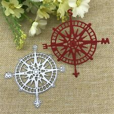 compass cutting die, cardmaking, scrapbooking, DIY crafts map outdoors
