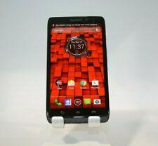 Motorola Droid MAXX XT1080 - 16GB - Black (Verizon, GSM Unlocked) EXCELLENT
