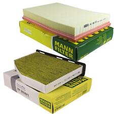 MANN-FILTER PAKET Skoda Superb 3T4 3.6 FSI 4x4 Kombi 3T5 V6 8J3 2.0 TTS quattro