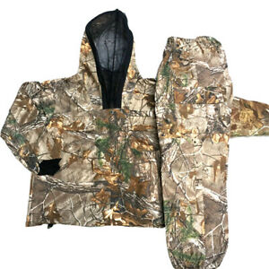 Outdoor bionic camouflage suit for hunting bird watching photography