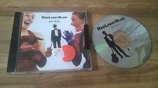 CD POP redlightblue-così NICE (16) canzone Idol Records