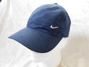 Nike Metal Swoosh H86 Cap - NAVY