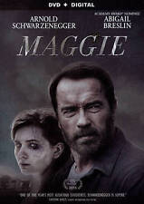 MAGGIE/Arnold Schwarzenegger/NEW DVD w/SLEEVE/BUY ANY 4 ITEMS SHIP FREE