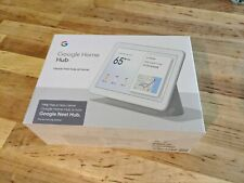 Google Nest Hub with Built-In Google Assistant, Smart Home Device W/1Yr Warranty