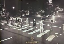 Pentagon- Official Poster K-POP Music with Hard tube Case