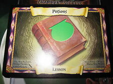 HARRY POTTER TCG GAME CARD CHAMBER OF SECRETS LESSON POTIONS 138/140 COM MINT