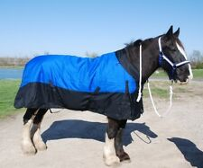 "Premium draft horse 90"" waterproof 1200 denier sheet with soft lining NICE"