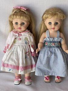 "Poor Cinderella, Sleeping Beauty Madame Alexander Doll  Lot, 14"" Mint, 1 w Tag!"