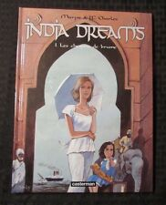 2010 INDIA DREAMSLes Chemins De Brume Maryse & Charles HC NM FRENCH Casterman