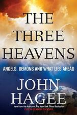 THE THREE HEAVENS by John Hagee, 2015  **BRAND NEW**