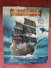DISNEY* PIRATES of the CARIBBEAN - THE BLACK PEARL - 3-D POP-UP PIRATE SHIP