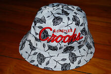 NEW Crooks and Castles C&C Rosary Bucket Hat (One Size)