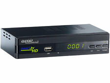 Digitaler Full HD Sat Receiver DSR-395U.SE DVB-S2 USB HDMI Satelliten Mediaplay