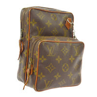 LOUIS VUITTON MINI AMAZON CROSS BODY SHOULDER BAG 883 MONOGRAM M45238 03114