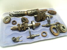 #4085 Honda CX500 CX 500 Transmission & Miscellaneous Gears / Shift Drum & Forks